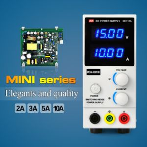 Best Quality Mch-K3010d 4 Digits LED Display 0-30V/0-10ADC Switch Power Supply