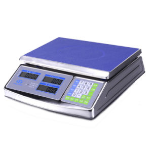 Electronic Stainless Steel Weighing Price Scale (DH-582) pictures & photos