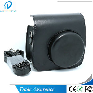 Fujifilm Instax Camera PU Leather Mini8 Plus Bag Case pictures & photos