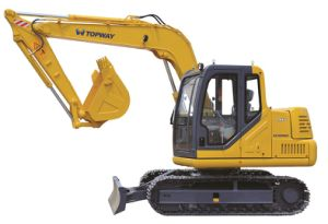 TM80.8 8ton with Cummins Engine Crawl Excavator for Sale pictures & photos
