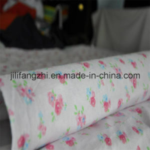 China Factory Cotton/Tc/CVC Flannel Printed and Dyed Flannel Fabric pictures & photos