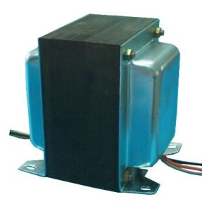 Foot Mount Dual Bottom Openings Step Down Transformer with UL Approval