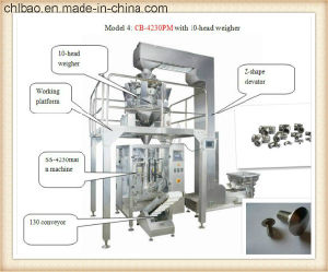 CE Approved Small Screws Packaging Machine (CB-4230PM)