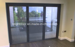 Pictures Aluminum Screen Folding Door and Window Price pictures & photos