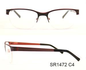 Half Rim Hot Selling Metal Optical Frames Eyewear pictures & photos