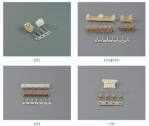 Wire to Wire/Board Connectors pictures & photos