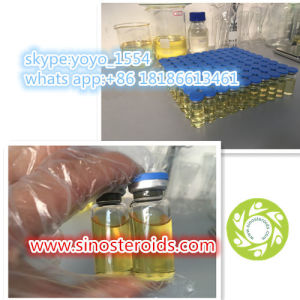 Raw Sterooids Masteron 100 Drostanolone Propionate 100/150mg/Ml Injectable pictures & photos
