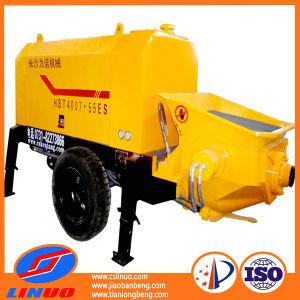 Small Potable Trailer Elictric Concrete Pump