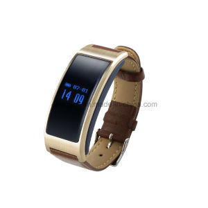 Bluetooth Bracelet with Heart Rate and Blood Pressure Monitor (K18C) pictures & photos