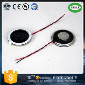 Fb23aw-1 New Inner Magnetic 23mm 8ohm Mylar Speaker with Wire (FBELE) pictures & photos