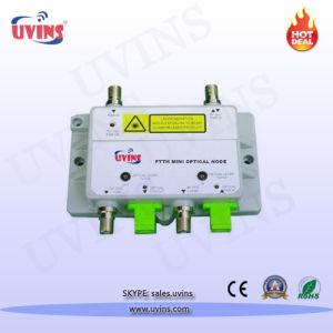 CATV FTTH Mini Optical Receiver/Mini Node pictures & photos