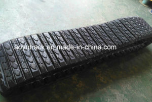 Cat 257 Loader Rubber Tracks pictures & photos