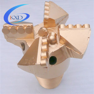 """8 1/2"""" 4 Wings PDC Drag Bit for Rock Drilling pictures & photos"""