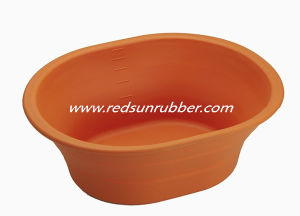 Silicone Rubber Bucket pictures & photos