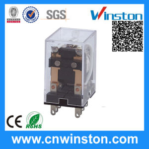 General-Purpose 8pins Electromagnetic Relay with CE pictures & photos