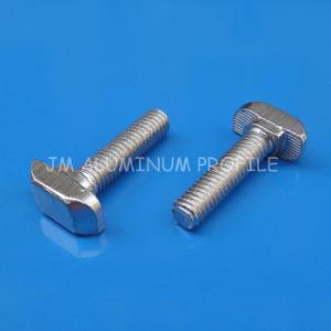 T Head Bolt M8 L=20mm for 4545 Aluminum Profile pictures & photos
