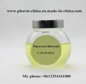 Sell High Purity 99.5% Organic Insecticide Piperonyl Butoxide/Pbo 51-03-6 pictures & photos