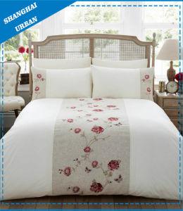 Home Textile Cotton Linen Bedding Set Duvet Cover pictures & photos