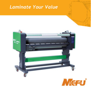Mf1350-B2 Flatbed Laminator Machine, Fully Automatic Laminating Machine pictures & photos