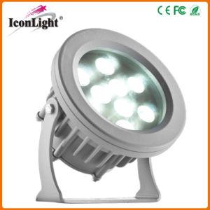 Wholesale Mini 9W LED Flat PAR for Garden DC12V (ICON-B020A) pictures & photos