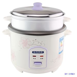 5L Basical Rice Cooker (open lid) Sy-5yb01