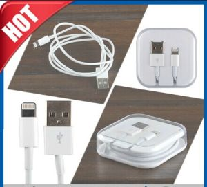 3ft 0.9m USB Cable with Ultra-Compact for iPhone pictures & photos