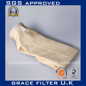 Smelting Furnace Fume Filtration Metamax Aramid Bag Filter pictures & photos