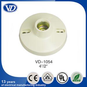 Ceiling Rose Lampholder Socket Plastic Wall Lamp Holder E27 Vd-1054 pictures & photos