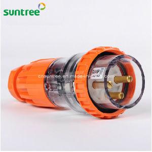 Australia 56p332 32A 3 Pin 250V 500V Electric Plug pictures & photos