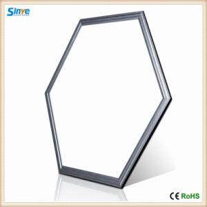 60W Energy Saving LED Hexagon Panel Light