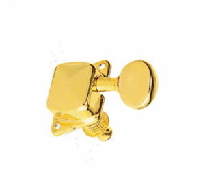 Open Style Gold Color 8mm Guitar Tuner Guitar pictures & photos