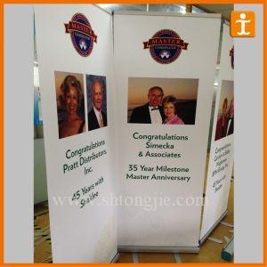 85X200cm Exhibition Retractable Roll up Banner (TJ-S053) pictures & photos