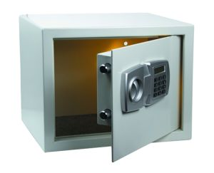Metal Electronic Digital Safe with Emergency Key pictures & photos