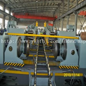 Steel Drum Flanging and Beading Machine pictures & photos
