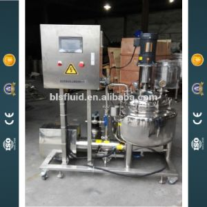 Stainless Steel Vacuum Jacketed Mixing Kettle pictures & photos