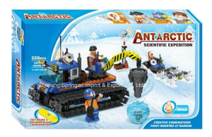 Boutique Building Block Toy-Antarctic Scientific Expedition 07 with 3 Persons pictures & photos