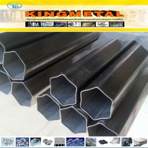 ASTM A312 304/316/321/317 Welded Stainless Steel Hexagonal Pipe pictures & photos