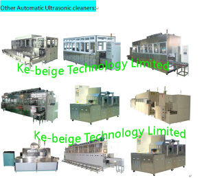 Multiple-Robot Arms Ultrasonic Cleaning Equipment for Stamping Parts Cleaning pictures & photos