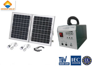10W Powerful Photovoltaic Solar Power System for Home pictures & photos
