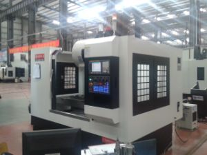 High Stability CNC Vertical Milling Machine for Metal Processing (EV1890M) pictures & photos