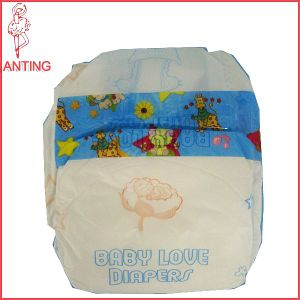 Baby Disposable Diaper pictures & photos