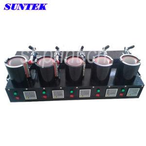 Five in One Mug Heat Press Machine (St-M019) pictures & photos