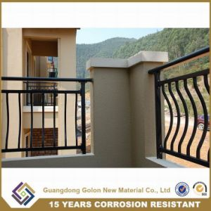 Wrought Iron Balcony Fence Designs pictures & photos