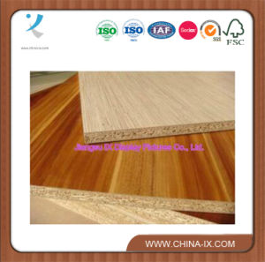 Melamine Faced Particle Board, Laminated, Veneer pictures & photos