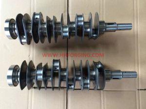Forged Crankshaft with Machining for Porsche, BMW, Benz, Nissan, Toyota pictures & photos