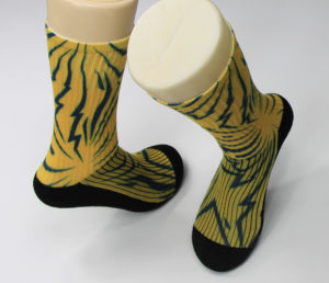 Subliamtion Mens Custom Printed Sock pictures & photos