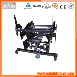 Recliner Lift Mechanism with Universal Wheel (ZH8071-A) pictures & photos