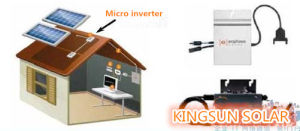 Monitoring High Efficient Micro Inverter (KS-Inverter) pictures & photos