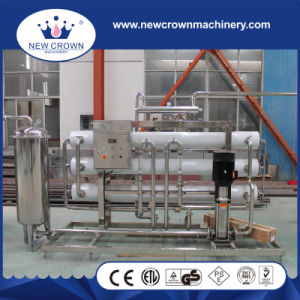 1 Step Reverse Osmosis System with Dosing Unit and FRP Membrane Shell pictures & photos