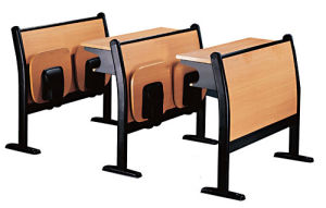 Classic Home furniture Common Waiting Seating Project Student Desk pictures & photos